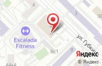 Схема проезда до компании Стройуниверсал в Москве