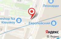 Схема проезда до компании Регионтранс в Москве