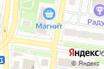 Схема проезда до компании Киоск фруктов и овощей в Щербинке