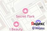Схема проезда до компании Vesta в Москве