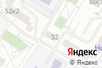 Схема проезда до компании Чистая Столица в Москве