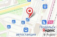 Схема проезда до компании Фото Копицентр в Подольске