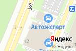 Схема проезда до компании Еврокран в Москве