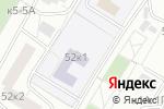 Схема проезда до компании Школа №2115 с дошкольным отделением в Москве