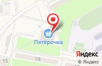 Схема проезда до компании А-Мега в Плеханово