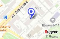 Схема проезда до компании ТРАНСПОРТНАЯ КОМПАНИЯ НЭК в Москве