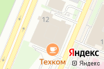 Схема проезда до компании ФитСит в Москве