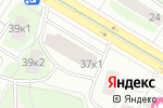 Схема проезда до компании ЗдравСити в Москве
