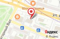 Схема проезда до компании Клуб волонтеров в Москве