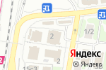 Схема проезда до компании Снежана+Д в Москве