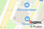 Схема проезда до компании Мир наполки в Москве