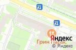 Схема проезда до компании PM print в Москве