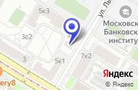 Схема проезда до компании ТРАНСПОРТНАЯ КОМПАНИЯ МАГЕЛЛАН в Москве