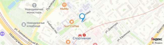 улица 10-летия Октября