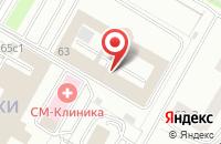 Схема проезда до компании Гпб-Металлинвест в Москве