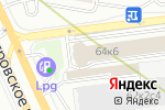 Схема проезда до компании Дмитровка в Москве