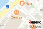 Схема проезда до компании Rестраврация в Москве