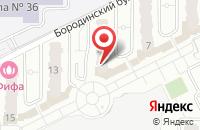 Схема проезда до компании Три желания в Подольске