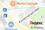 Схема проезда до компании Веселый колобок в Москве