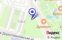 Схема проезда до компании МЕБЕЛЬНЫЙ МАГАЗИН ВК ИНТЕРЬЕР в Москве