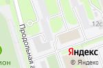 Схема проезда до компании Крестьянские ведомости в Москве