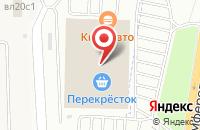 Схема проезда до компании Диана в Подольске