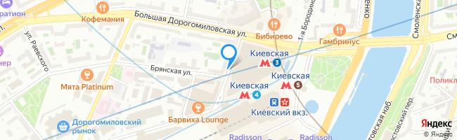 улица Пост Брянский