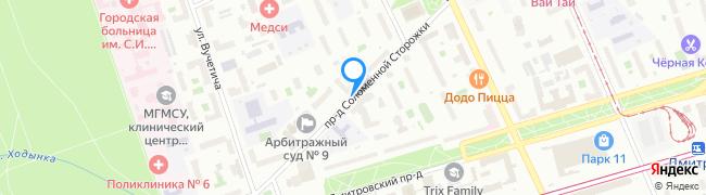 посёлок Лесные Сторожки