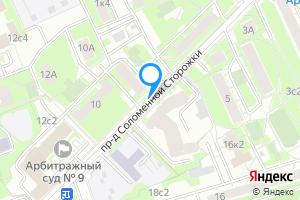 Сдается комната в двухкомнатной квартире в Москве пр. Соломенной Сторожки