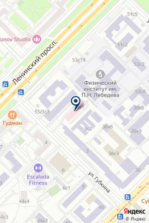 ИНФОРМАЦИОННО-АНАЛИТИЧЕСКОЕ АГЕНТСТВО АК & М на карте Москвы