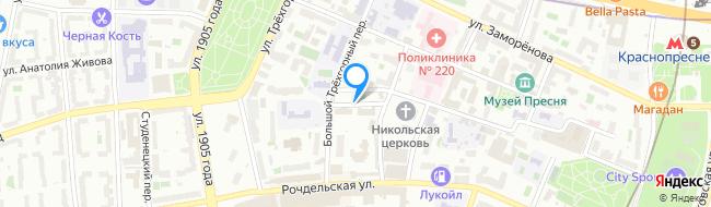 Николоваганьковский переулок