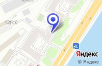 Схема проезда до компании ИНТЕРЬЕР-СТУДИЯ СМ КВАДРАТ в Москве