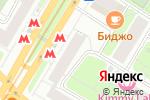 Схема проезда до компании Южный региональный банк в Москве