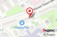 Схема проезда до компании Лпх Респект в Москве
