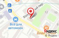 Схема проезда до компании Ид «Глобал Медиа Групп» в Москве