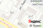 Схема проезда до компании Группа Ренессанс Страхование в Москве