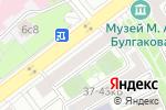 Схема проезда до компании Бергштайн в Москве