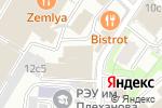 Схема проезда до компании Мегалайнер рекордз в Москве