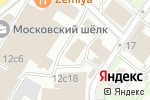 Схема проезда до компании ADV в Москве
