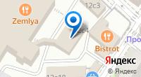 Компания Московский шелк на карте