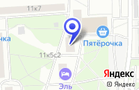 Схема проезда до компании ПТФ МЕТТЭМ-М в Москве
