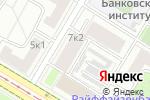 Схема проезда до компании Ай-Теко в Москве