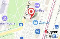 Схема проезда до компании Филимонов и партнеры в Подольске