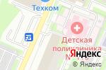 Схема проезда до компании Kupiryukzak.ru в Москве