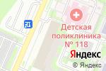 Схема проезда до компании Маленькие стиляги в Москве