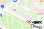 Схема проезда до компании Фармион в Москве