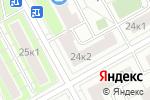 Схема проезда до компании Магазин овощей и фруктов на Петровско-Разумовском проезде в Москве