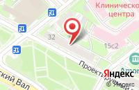 Схема проезда до компании Научно-Техническое Общество Специалистов-Инвалидов (Нто Си) в Москве