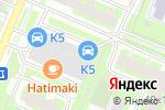 Схема проезда до компании Среда в Москве