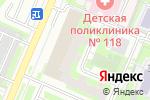 Схема проезда до компании Bartte в Москве